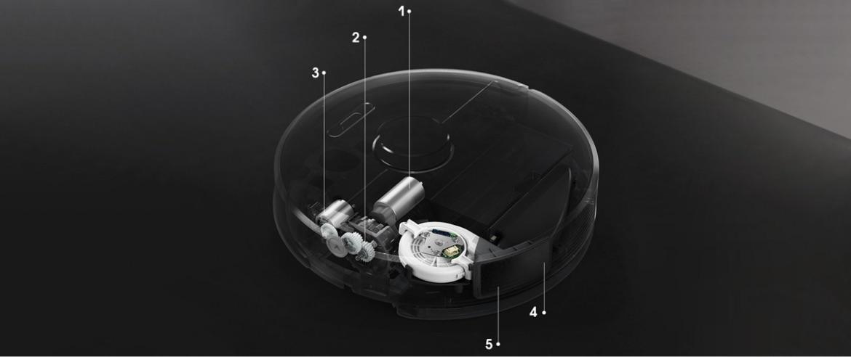 Xiaomi Roborock T6 Robotype